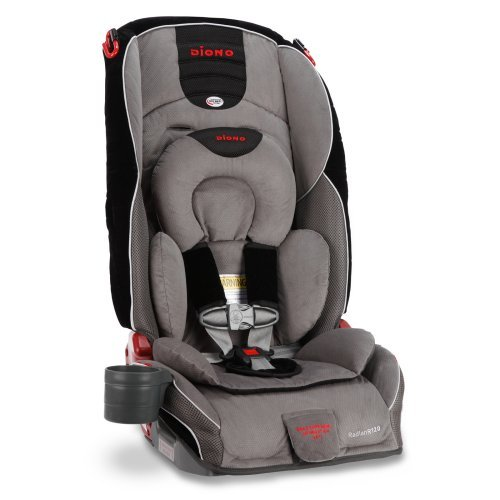 Diono Radian R120 Convertible Car Seat with Booster - Storm