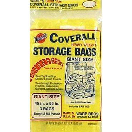 Warp's Storage Bag Banana Bag Giant Yellow 45