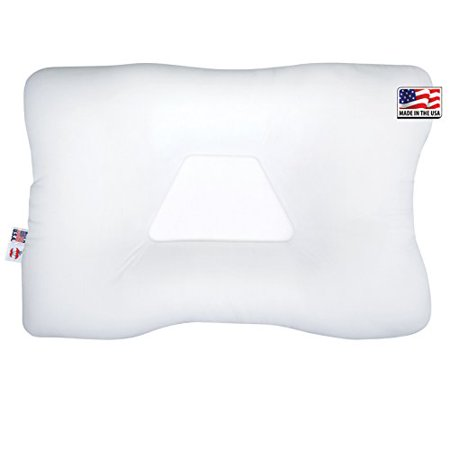 Tri Core Cervical Pillow Full Size Standard Firm
