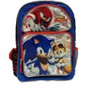 Small Backpack - - Sonic Boom School Bag New 115146