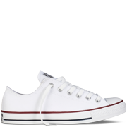 Converse All Star OX Unisex Shoes Optic White m7652