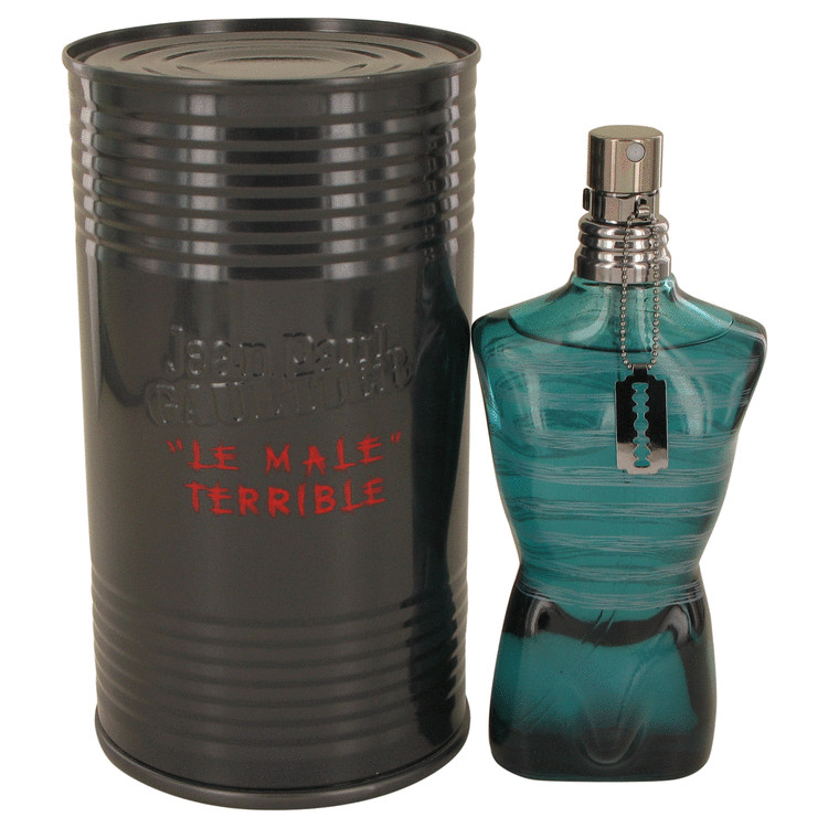 Jean Paul Gaultier Le Male Terrible by Jean Paul G - Men - Vial (sample) .03 oz