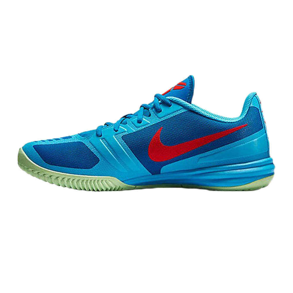 Nike Mens KB Mentality Basketball Shoes Clearwater/Bright...