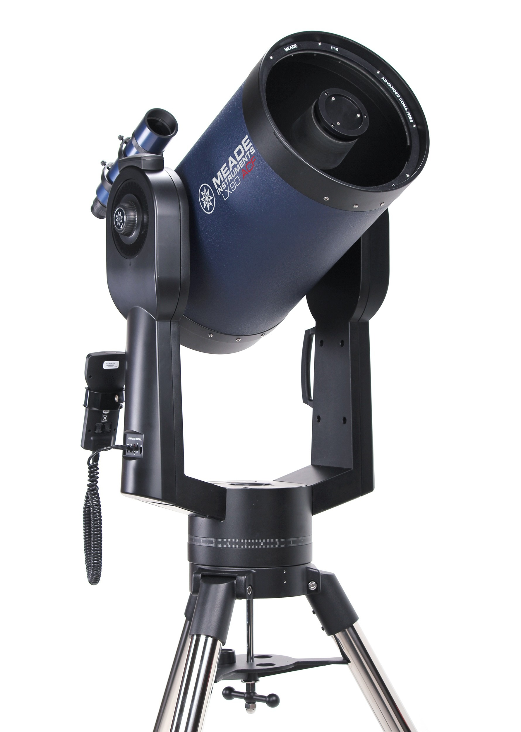 Meade Instruments 10-Inch LX90-ACF (f 10) Advanced Coma-Free Telescope w UHTC by Meade Instruments