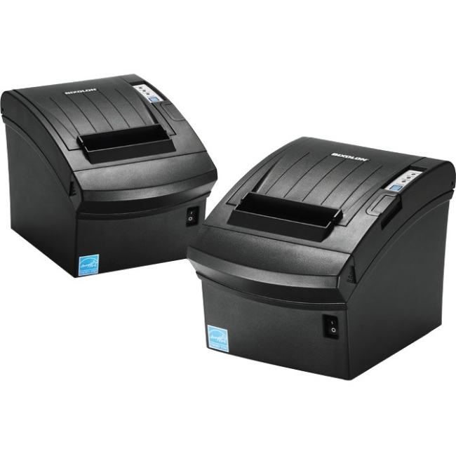"Bixolon Srp-350plusiii Direct Thermal Printer - Monochrome - Wall Mount - Receipt Print - 2.83"" Print Width - 11.81 In/s Mono - 180 Dpi - 64 Mb - Usb - Serial - Ethernet - 3.15"" (srp-350plusiiicosg)"