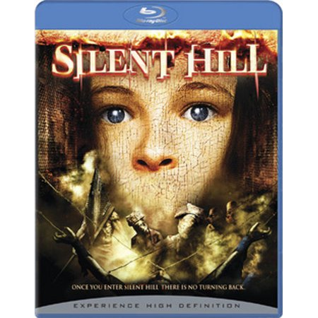Silent Hill (Blu-ray) - Halloween Makeup Silent Hill