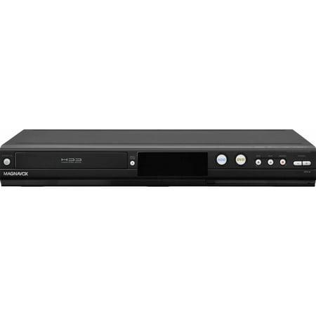 Refurbished Magnavox MDR865H/F7 HD DVR/DVD Recorder with Digital Tuner (Black)