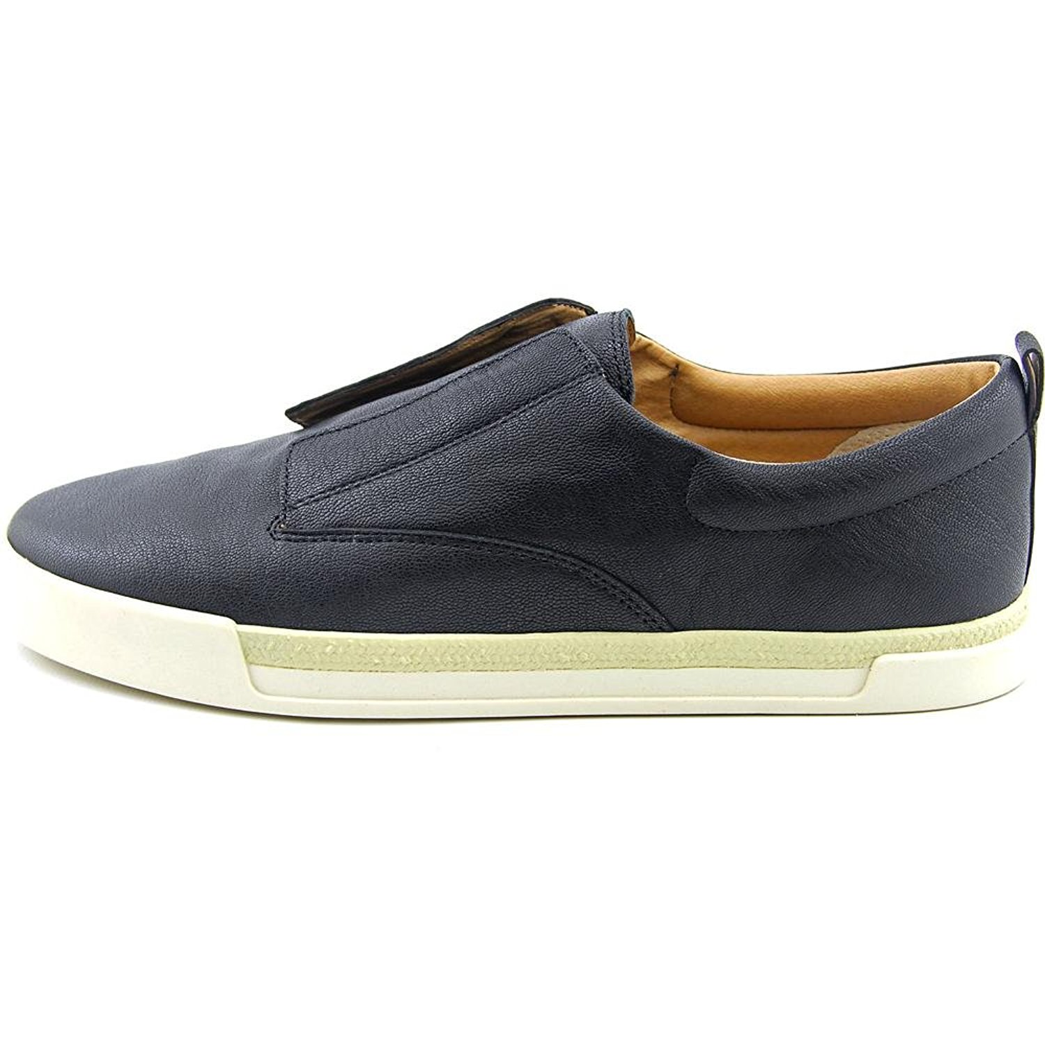 Lucky Brand Womens Mandalay Leather Low Top Slip On