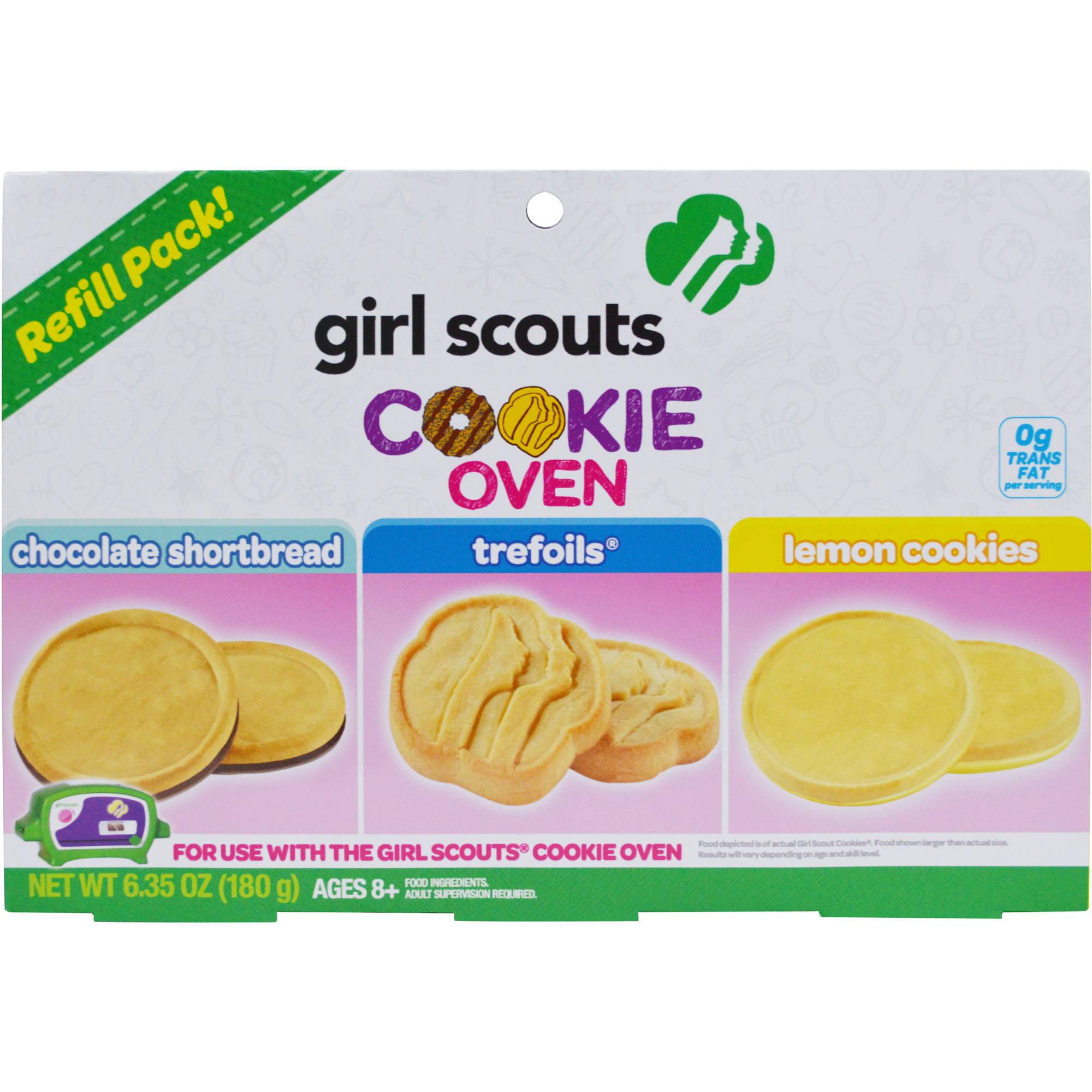 Girl Scouts Deluxe Refill Kit, Trefoils