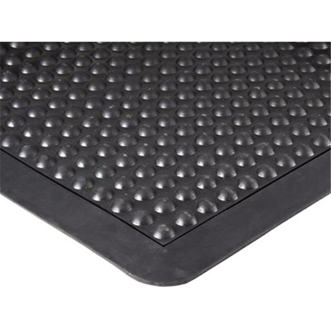 Durable Corporation 853S3648BK Bubble Mat Anti-Fatigue Mats