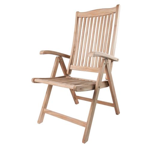 Arbora Teak Helsinki Folding Dining Arm Chair