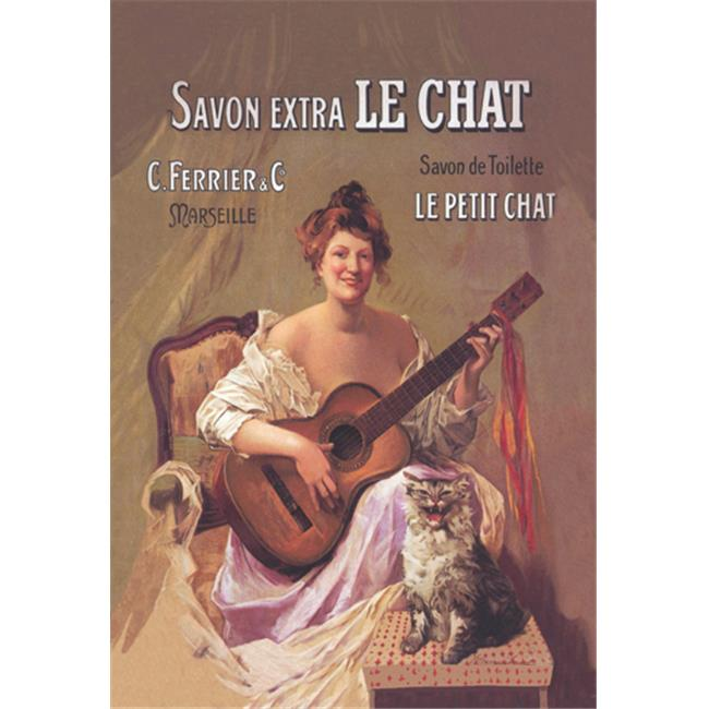 Buy Enlarge 0-587-01632-9P20x30 Savon Extra le Chat- Paper Size P20x30
