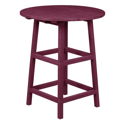 Highland Dunes Plastic/Resin Bistro Table