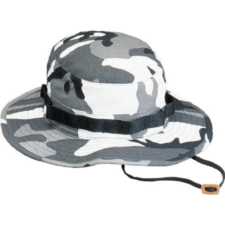 City Camouflage Military Boonie Hat 5801 Size 7