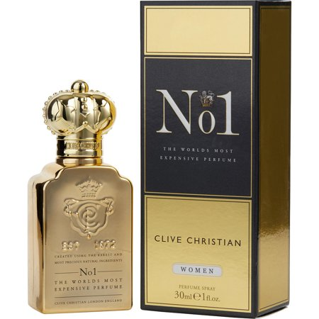 WOMEN PERFUME SPRAY 1 OZ CLIVE CHRISTIAN NO 1