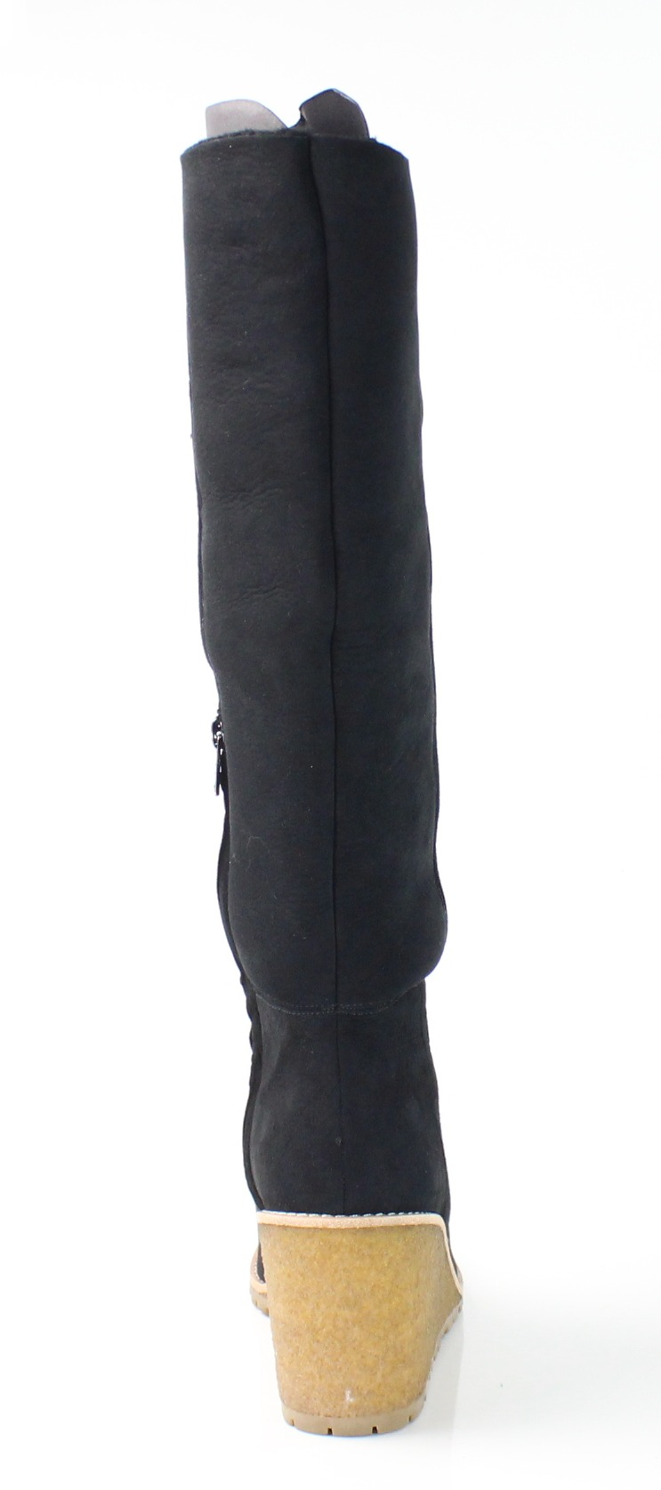 1fd0a401c0c Coach - Coach NEW Black Keely Shoes Size 10M Over the Knee Suede Boots -  Walmart.com
