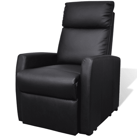 Anself 2-Position Electric TV Recliner Lift Chair Black