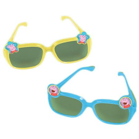 Peppa Pig Plastic (Pig With Sunglasses)