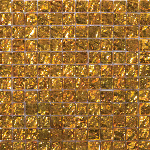 Emser Tile Vista 1'' x 1'' Glass Mosaic Tile in Naccari