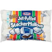 (2 Pack) Jet-Puffed StackerMallows Marshmallows, 8 oz Bag
