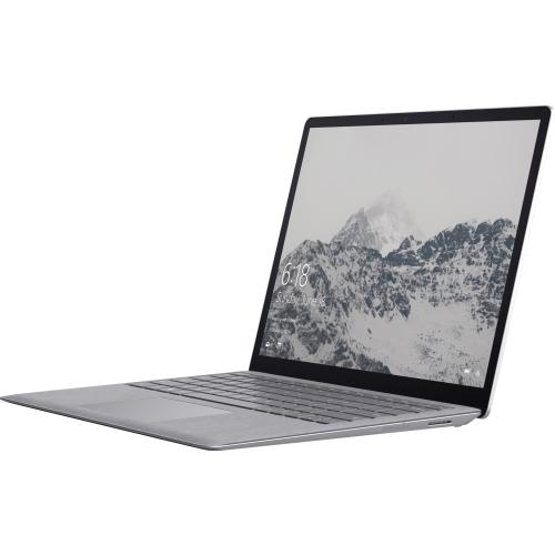 "Microsoft Surface 13.5"" Touchscreen LCD Notebook - Intel Core i5 (7th Gen) Dual-core (2 Core) - 4 GB - 128 GB SSD - Windows 10 S - 2256 x 1504 - PixelSense - Platinum - Intel HD Graphics 620 - Bl"