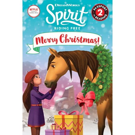 Spirit Riding Free: Merry Christmas!