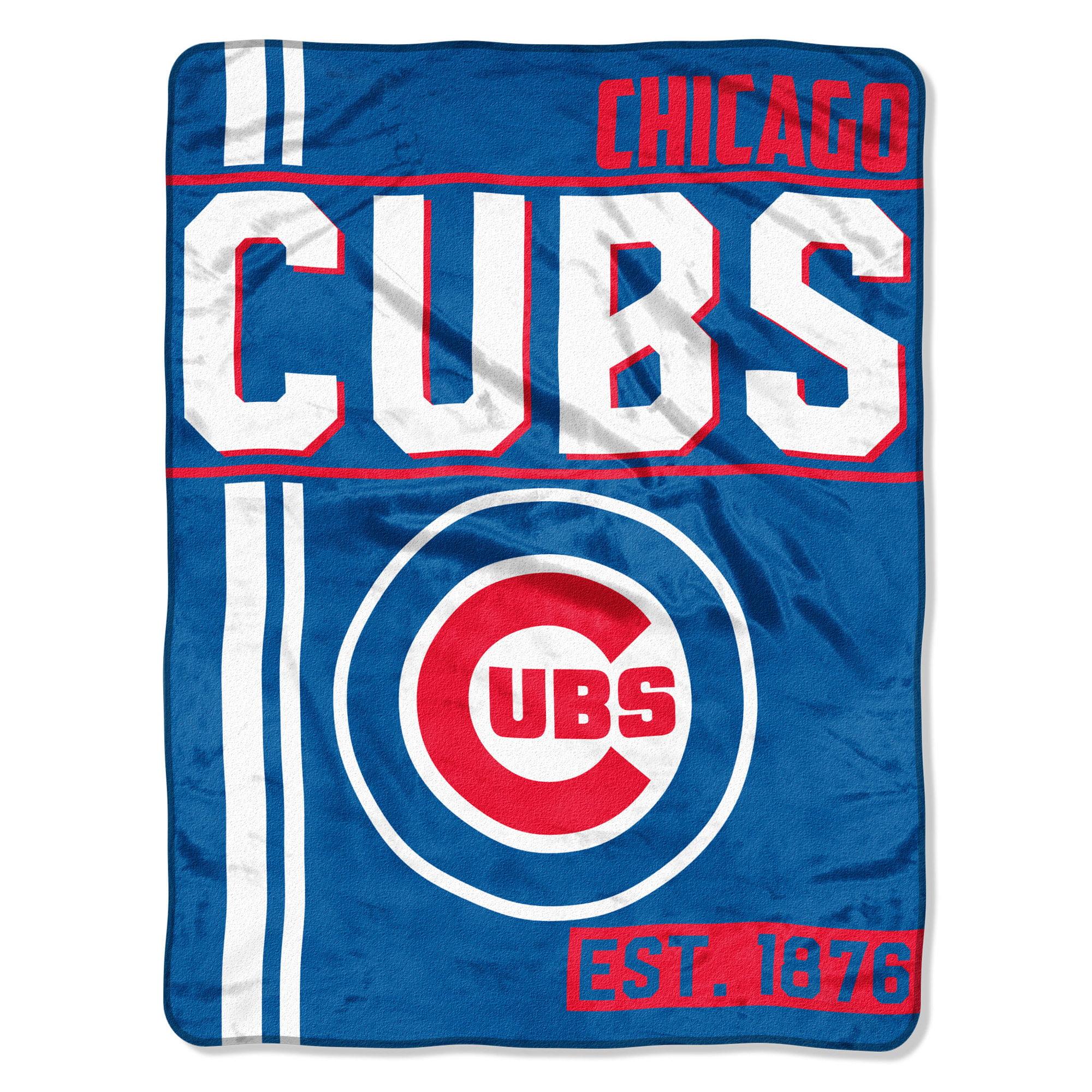 "MLB Chicago Cubs ""Walk Off"" 46""x 60"" Micro Raschel Throw"