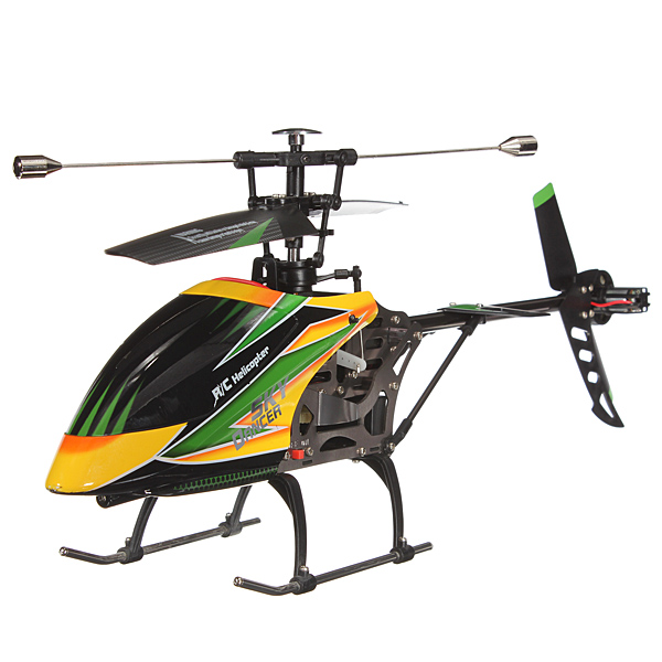 Large WLtoys V912 Sky Dancer 4CH RC Helicopter With Gyro BNF by