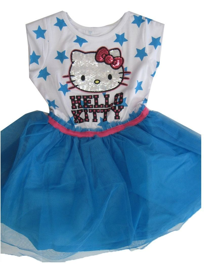 Hello Kitty Little Girls Slipper Bootie with Applique