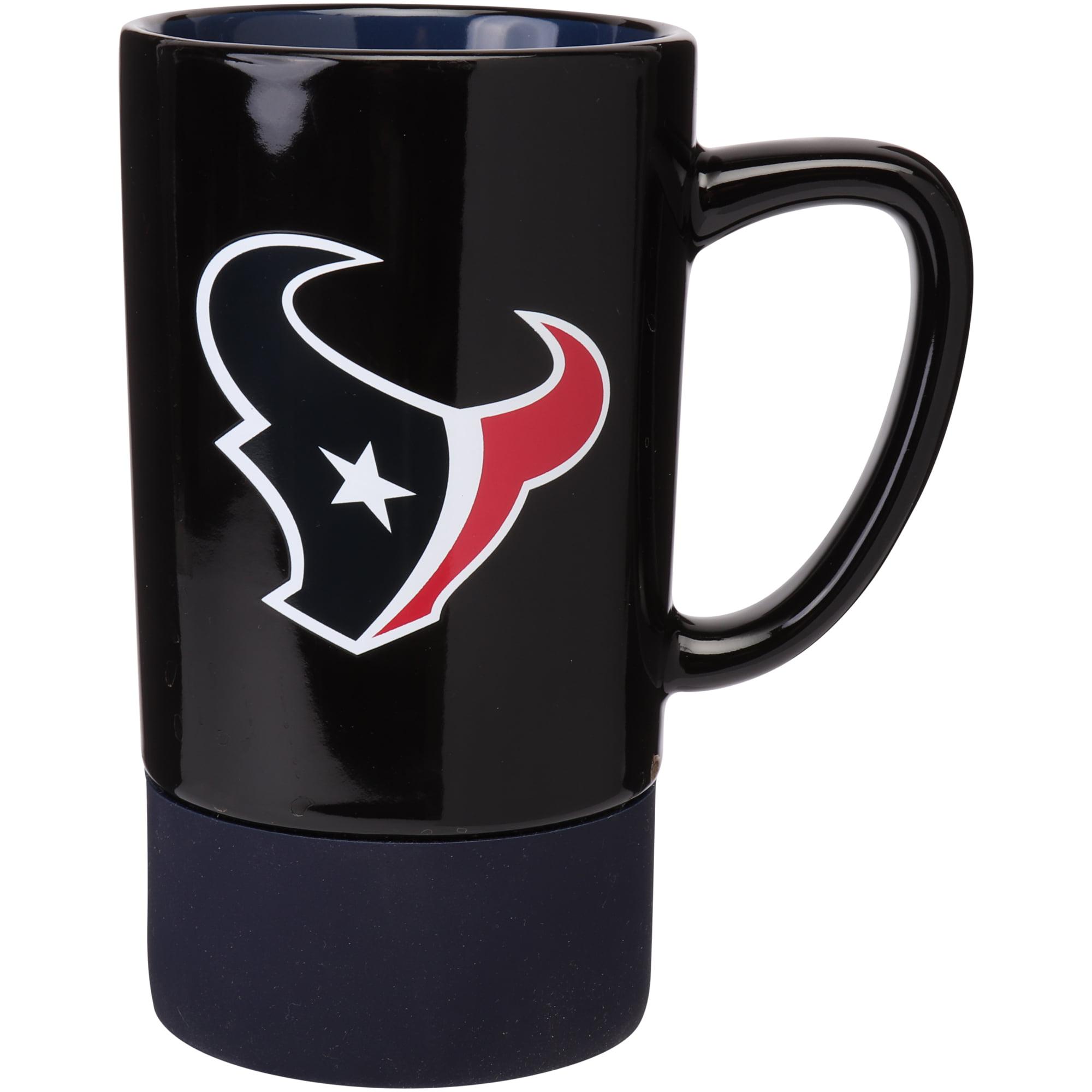 Houston Texans 16oz. Coaster Mug - No Size