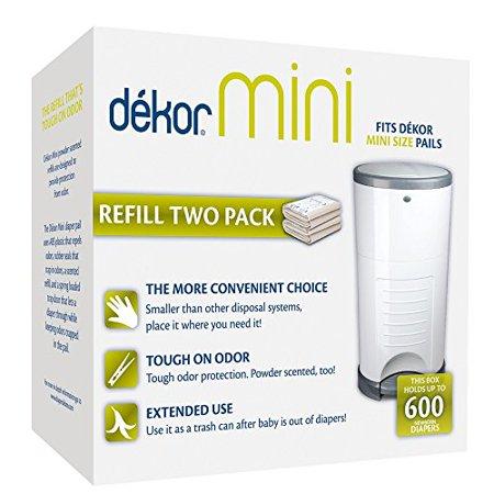 Dekor mini refills 2 count for Dekor mini refill