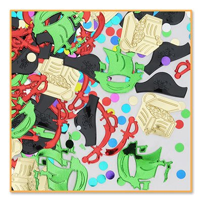 Beistle CN144 Pirate Party Confetti - image 1 de 1