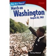 You Are There! March on Washington, August 28, 1963 - eBook
