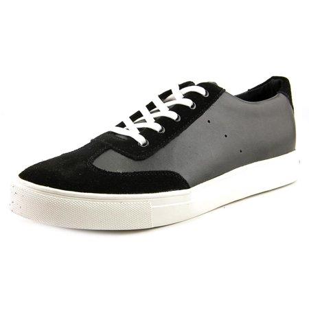 795d6be130b06 Generic Surplus - Generic Surplus Champion Low Men Round Toe Leather Black  Sneakers - Walmart.com