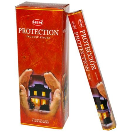 Hem Protection Incense, 120 Stick Box (Protection Incense)