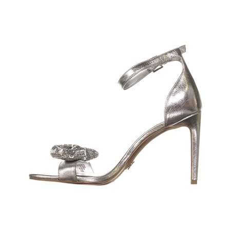 - Michael Michael Kors Womens Paris Open Toe Special Occasion Ankle Strap Sandals