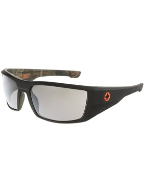 886d344bb4 Product Image Spy Men s Polarized Dirk 672052667832 Black Rectangle  Sunglasses