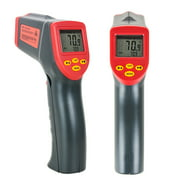 Temperature Gun Non-contact LCD Digital Temp IR Infrared Thermometer -32 to 530C