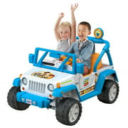 Power Wheels Disney Pixar Toy Story Ride On Jeep Wrangler