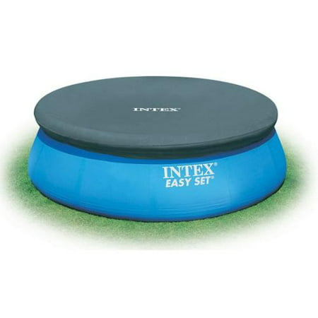 Intex Easy Set Swimming Pool Cover for 12-Foot Easy Set Pools