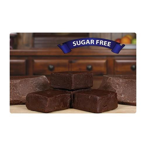 Sugar-Free Chocolate Fudge