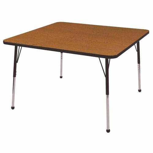 """ECR4Kids Square table 48""""x48"""""""