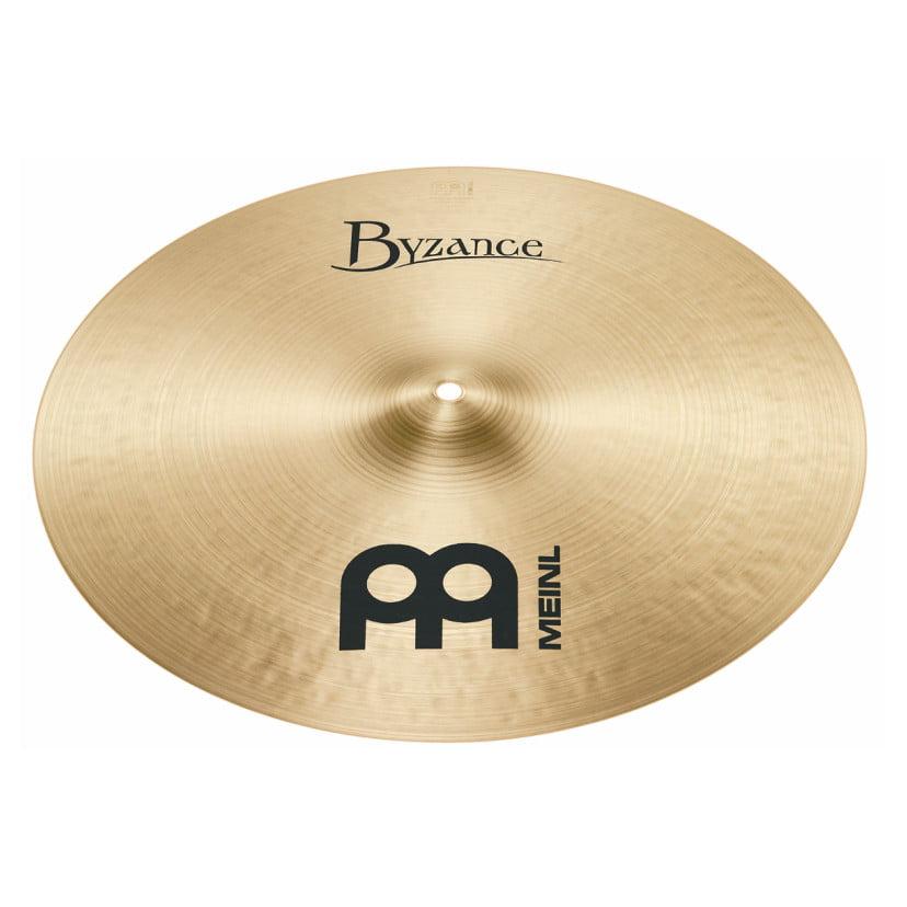 Meinl 22 Inch Byzance Traditional Medium Crash Cymbal
