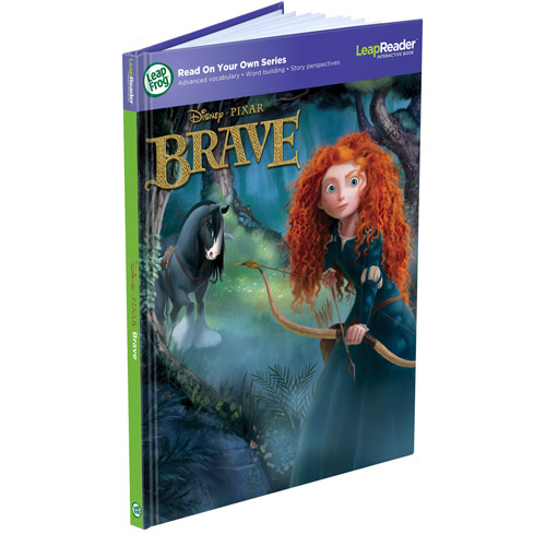 LeapFrog LeapReader Book: Disney·Pixar Brave