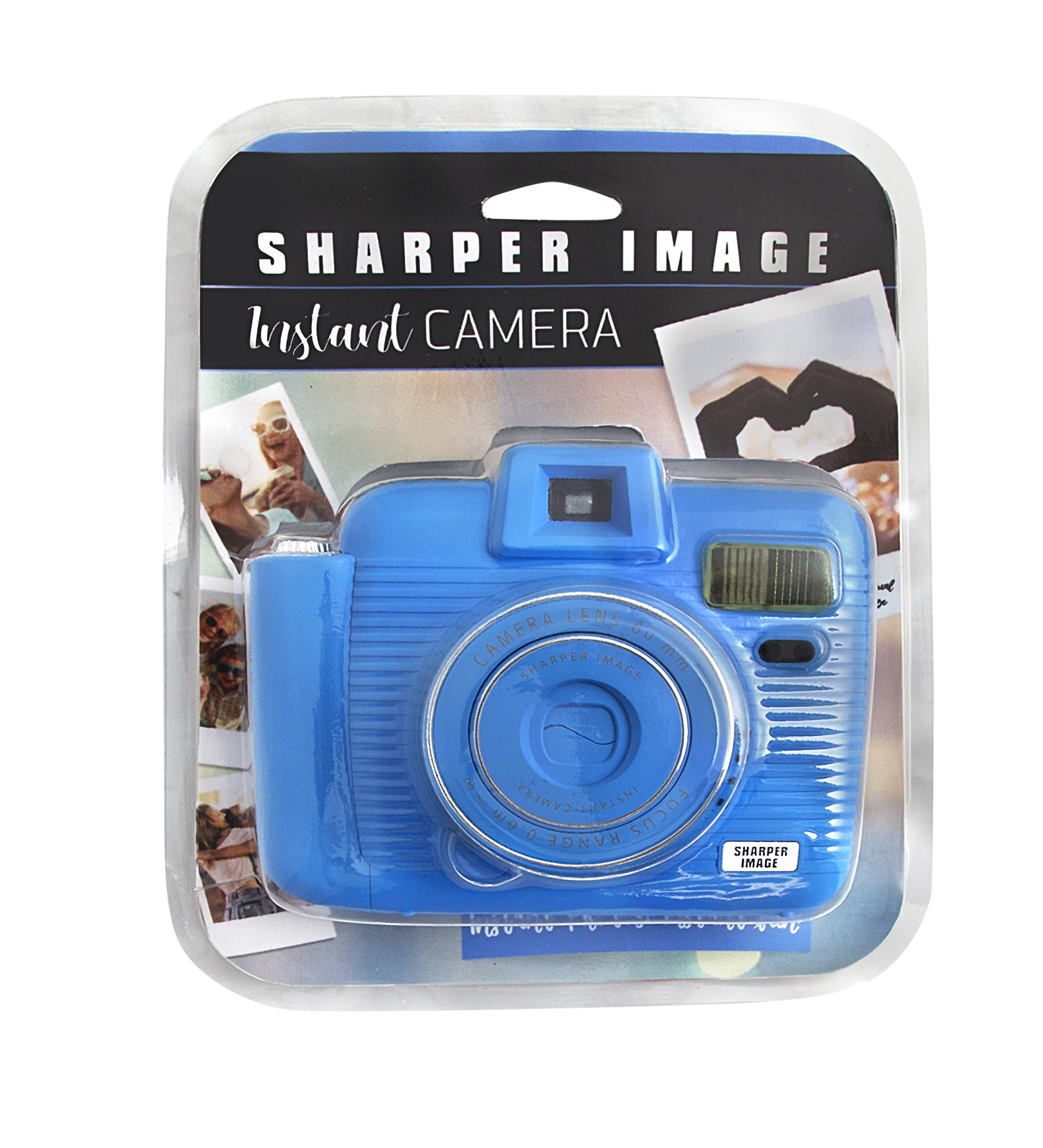 Sharper Image Instant Camera