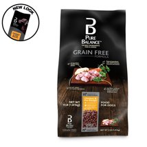 Dog Food: Pure Balance Grain Free Formula