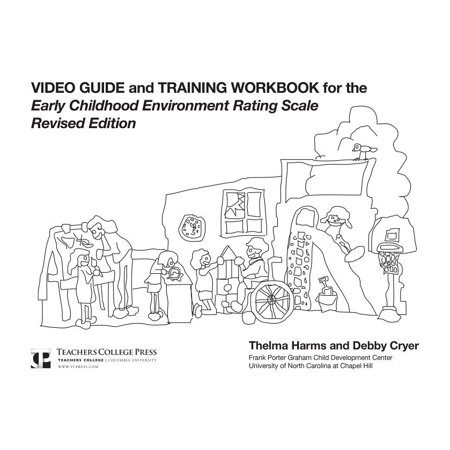 Video Guide and Training Workbook for the Ecers-R (Paperback) Jumpstart Video Training Guide