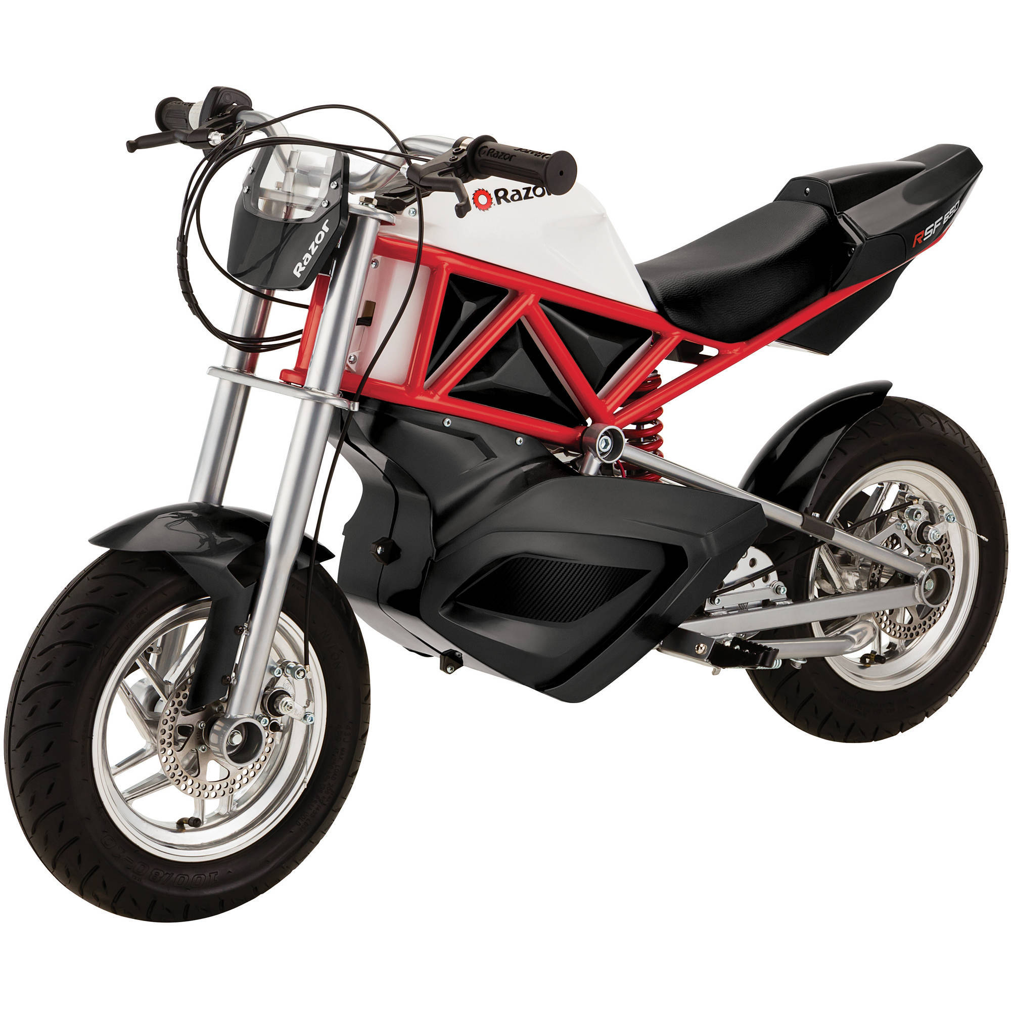 Razor RSF650 Electric Street Bike - High-Speed Performance