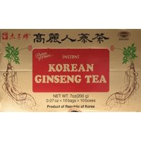 Prince of Peace ( Instant ) Korean Ginseng Tea 100 Counts X 2Pack