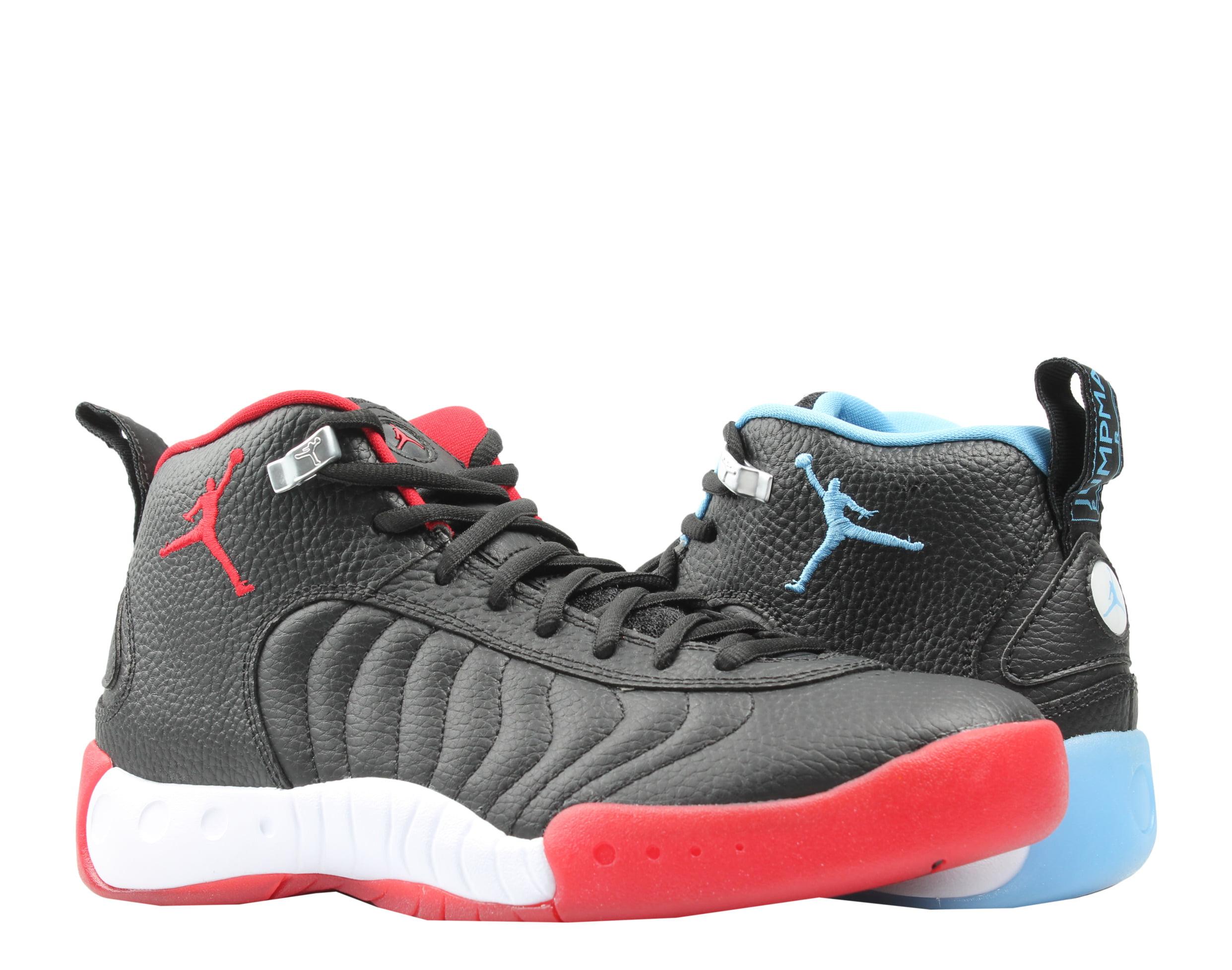 Nike Air Jordan Jumpman Pro Black/Red-Blue Men's Basketball Shoes CK0009-001